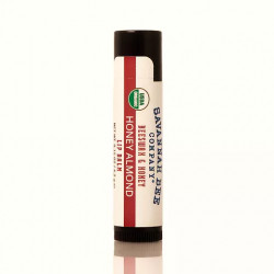 Savannah Bee Honey Almond Lip Balm 4.2g