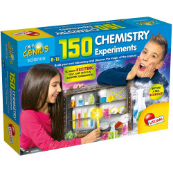 I'm A Genius I'm A 150 Chemistry Experiments, Multicolored, One Size