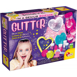 Lisciani Genius - Glitter Lab