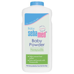 Sebamed Baby Powder Honey Suckle 200g