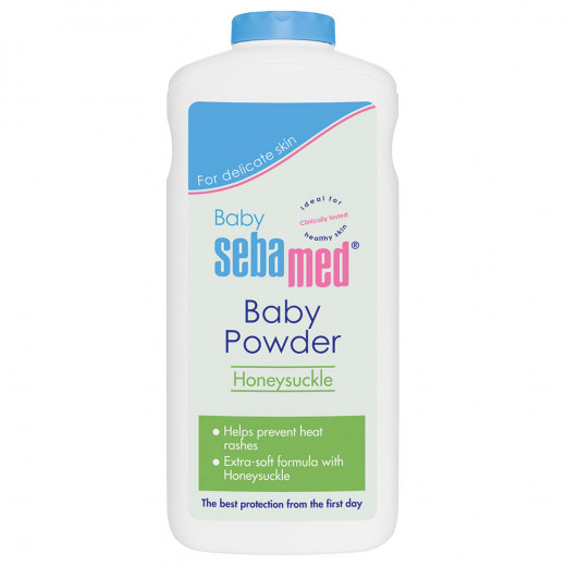 Sebamed Baby Powder Honey Suckle 200g