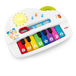 Fisher Price Fisher-price Laugh And Learn Silly Sounds Light Up Piano Toy - Bn