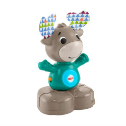 Fisher-Price Bobble Head Reindeer