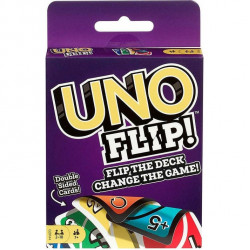 Mattel Games UNO Flip [New ] Card Game, Toy