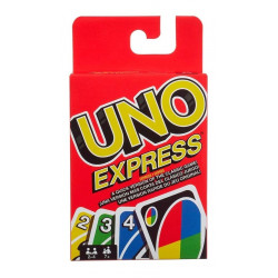UNO Express  Cards 1X12