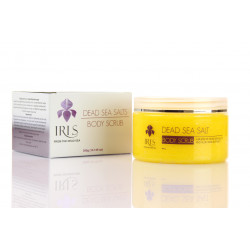 Iris Dead Sea Salts Body Scrub 300g