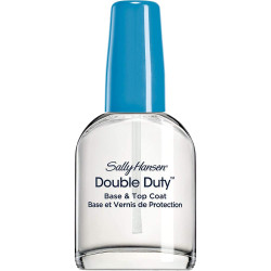 Sally Hansen Double Duty- Base & Top Coat