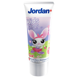 Jordan - Kids Toothpaste 50ml (0-5 Years) - Bunny