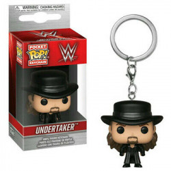 Funko Pocket Pop! Keychain-POP Keychain: WWE - The Undertaker (Exc)