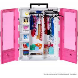 Barbie Fashionistas Ultimate Closet Accessory (7 Pieces),Multi