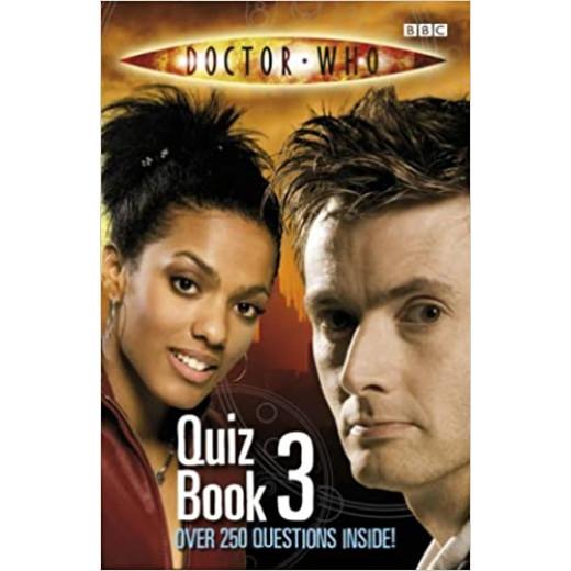 Doctor Who: Quiz Book 3