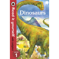 Ladybird : Read it Yourself L1 : Dinosaurs