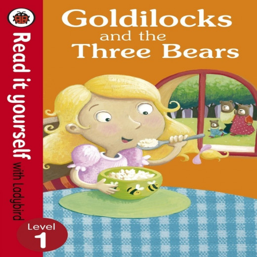 Ladybird : Read it Yourself L1 : Goldilocks and the Three Bears