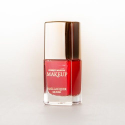 Federico Mahora - Nail Lacquer Gel Finish Stylish Red