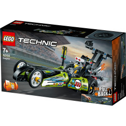LEGO Dragster