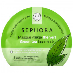 Sephora Mattifying & Anti Blemish Green Tea Face Mask 40g