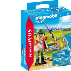 مجموعة لعب صياد السمك  17 قطعة للأطفالمن بلاي موبيل