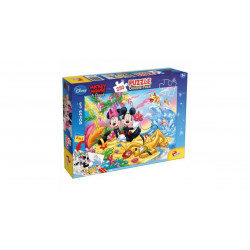 Lisciani Kids Puzzle Minnie and Mickey Mouse