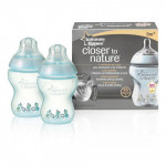 Tommee Tippee Decorated Bottle 2 x 260 ml