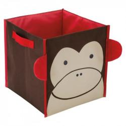 Skip Hop Zoo Large Storage Bin, Monkey