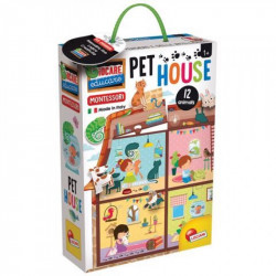 Lisciani Pet House Montessori