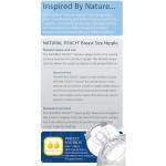 Nuby Natural Touch Softflex Silicone Feeding Bottle 300 ml