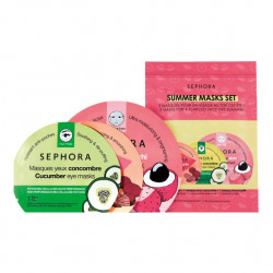 Sephora Summer Masks Set