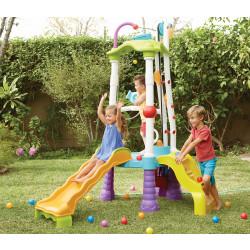 little Tikes Fun Zone Tumblin' Tower