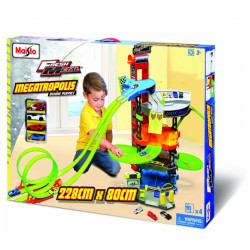 Maisto Mega Megatropolis 5 Level Playset