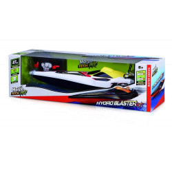 Maisto Remote Control Speed Boat Hydro Blaster Racing Toy Upto 18m Range, Assorted Colors