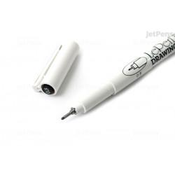 قلم رسم - 0.8 مم - اسود من مارفي