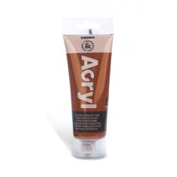 Primo Color Tube Acrylic 75ml -  Brown