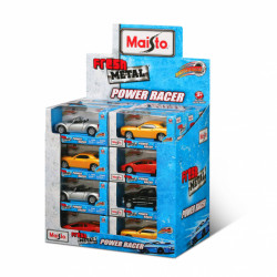 Maisto Fresh Metal Cars 1 Back, Assorted