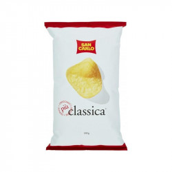 San Carlo Classic Salted Potato Chips 180g