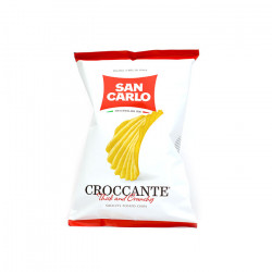 San Carlo Croccante Thick & Crunchy Potato Chips 180g