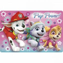 Zak! Designs Paw Patrol Skye Everest & Marshall Kid's Placemats , Girls