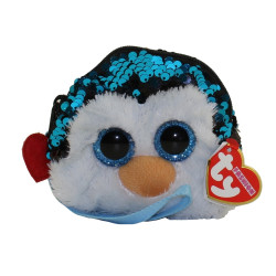 TY Fashion Flippy Sequin Wristlet - WADDLES the Penguin
