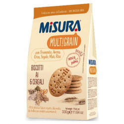 Misura Biscuits 6 Cereals 330 gr