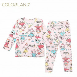 Colorland 2 pieces Set for all season 3-4 Years