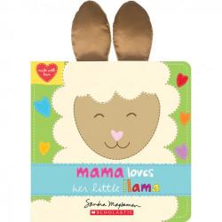 Scholastic Mama Loves Her Little Llama