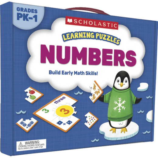 Scholastic Learning Puzzles: Numbers