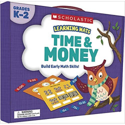 Scholastic Learning Mats: Time & Money