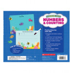 Scholastic  Learning Mats: Numbers & Counting-Paperback