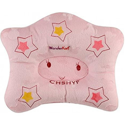Soft Cotton Baby Pillow - Chshyf - Pink
