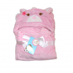 Soft Wrapper - Baby Blanket for Babies - Pink