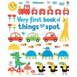 Usborne Very First Book of Things to Spot
