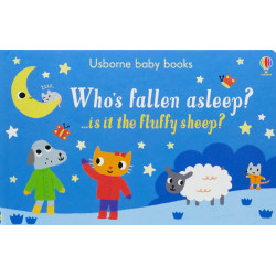 Usborne Who's Fallen Asleep?