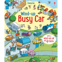 Usborne Wind-Up Busy Car