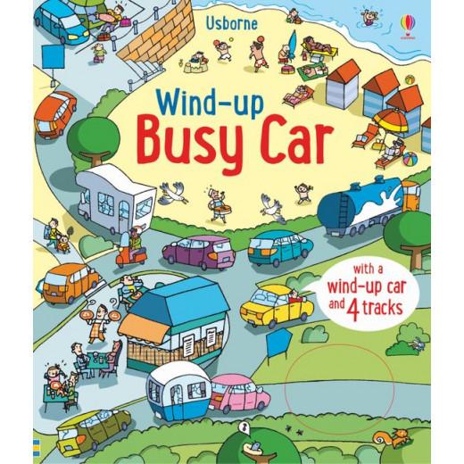 Usborne Wind-Up Busy Car