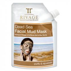 Rivage Dead Sea Facial Mud Mask  -  200 ml